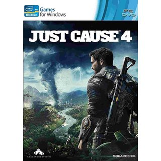 Just Cause 4 PC Game Offline Only