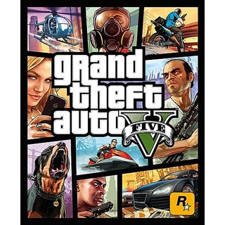 GTA 5 (OFFLINE PLAY ONLY) (PC)