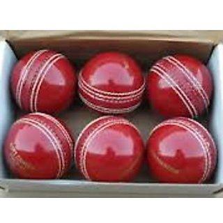 Chetak Leather Cricket Balls ( Pack of6 )