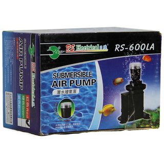 Rs 600LA submersible air pump 3 W (Aquarium purpose)