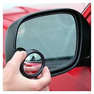 Car Side Blind Spot Rear View Mirror Set Of 2