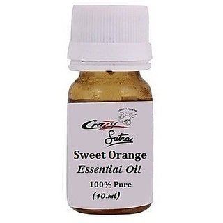 Crazy Sutra 100 Pure Sweet orange Essential Oil (10 ml ) EssOilH-Sweetorange