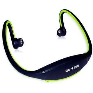 New Sports Wireless Headset MP3 Player MicroSD