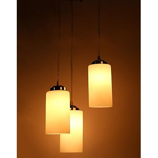 Buy Somil Pandent Hanging Ceiling Lamp Three Lamp Colorful