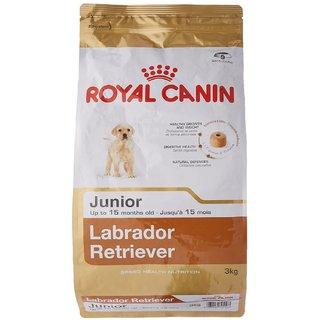 Royal Canin Labrador Junior Health Nutritional Dog Food, 3 kg