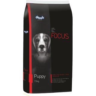 Drools Focus Puppy Food, 15 kg