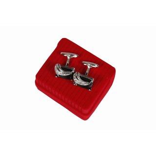 Cufflink Plating Silver