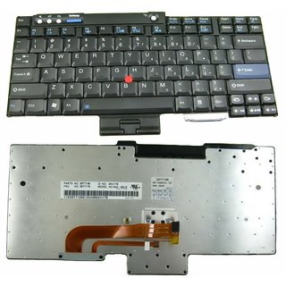 Replacement Laptop Keyboard for Lenovo THINKPAD T400 R400 T500 W500 T60  T61R61