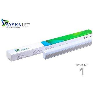 Syska 22W LED Tube Light Cool Day Light - Pack of 1