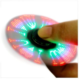 Led Light Hand Spin Different Led Light Styles Torqbar Finger Toy