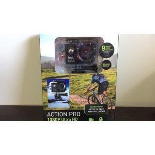 Bigbasket 1080P 12Mp Car Bike Helmet Cam Sports Dv Action Waterproof Camera