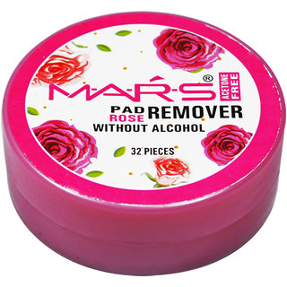Mars Rose Nail Paint Remover