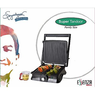 SANJEEV KAPOOR 1600-Watt Family Size Super Tandoor By Wonderchef