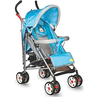 Happy Baby Pram Cum Stroller  With Freebie