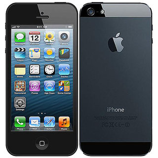 Refurbished Apple iPhone 5 16GB Black
