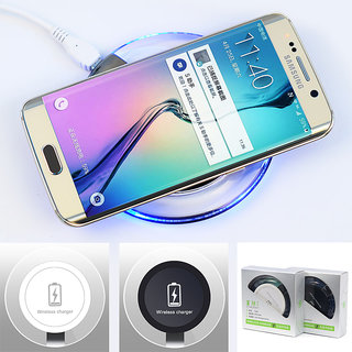 Fantasy Wireless Charging Pad For Android Samsung, Google Nexus QI Enable  Mobile phone