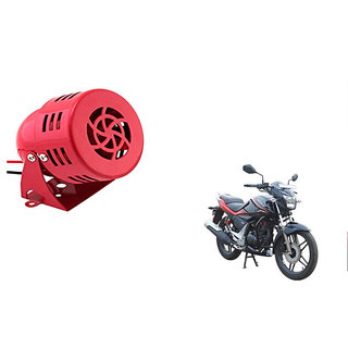 Kunjzone  Air Raid Siren Sound Bike  Horn For    Hero Xtreme Sports