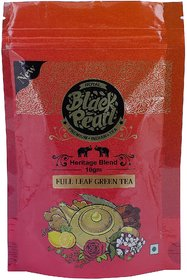 Royal Black Pearl (Heritage Blend) Exotic Ranipukhuri Full Leaf Green Tea 10 gm