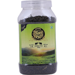 Royal Black Pearl (Heritage Blend) Exotic Ranipukhuri Full Leaf Green Tea 300 gm