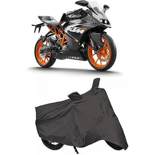 4X4 PREMIUM MATTY GREY BIKE COVER FOR KTM DUKE 690