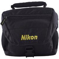 Nikon DSLR Camera Bag For Traveling  Save Camera (Black)