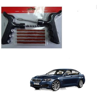 Auto Addict Car Tool Safety With 5 Strip Tubeless Tyre Puncture Repair Kit For BMW 5 Series