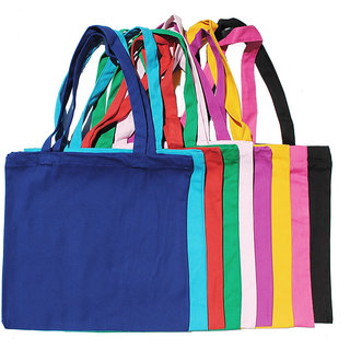 Cotton Bags Pack of 10