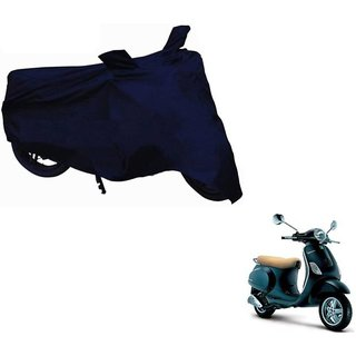 4X4 PREMIUM MATTY NEVY BLUE BIKE COVER FOR VESPA VXL 150 (SCOOTY)