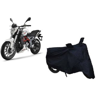 4X4 PREMIUM MATTY NEVY BLUE BIKE COVER FOR BENELLI TNT 25
