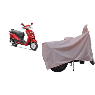 4X4 PREMIUM MATTY PINK BIKE COVER FOR FOR Hero Duet (scooty)
