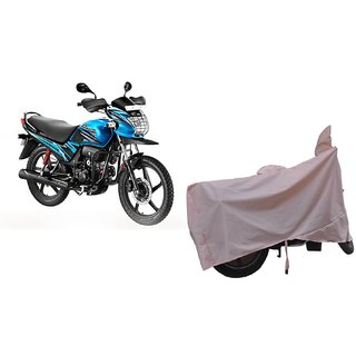 4X4 PREMIUM MATTY PINK BIKE COVER FOR Hero Passion x pro