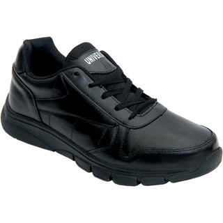 Kwickk School Shoe Black