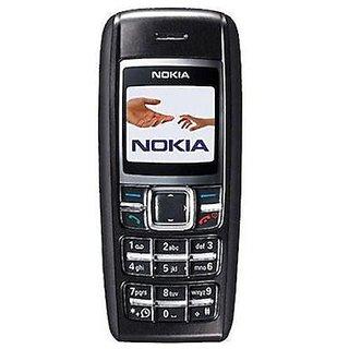 Refurbished Nokia 1600- Black(6 Months Warranty)