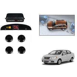 Kunjzone Car Parking Sensor For Chevrolet Aveo [2009-2012]