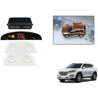 Kunjzone Car Parking Sensor For Hyundai Tucson [2005-2010]