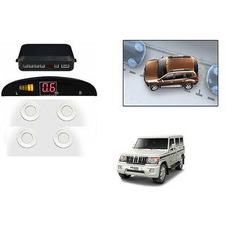 Kunjzone Car Parking Sensor For Mahindra Bolero
