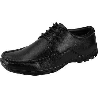 Bata Mens Black Formal Lace Up Shoes