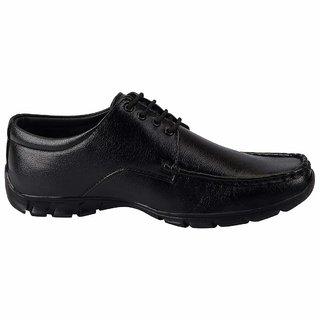 Bata Men's Black Formal Lace Up Shoes