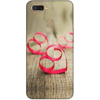 Digimate Printed Designer Hard Plastic Matte Mobile Back Case Cover For Oppo A7 Design No. 0460