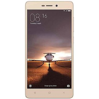 Refurbished Xiaomi Redmi 3s Prime 3GB RAM - 32GB - Gold (6 Months Seller Warranty)