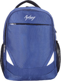 Sybag Blue Casual  Laptop Bagpack