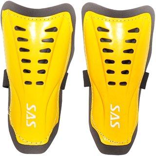 SAS Sports Football Shin Guard Super Club (Yellow)