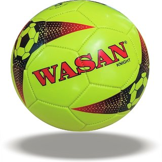 Wasan Knight Football Size 5 (Yellow)