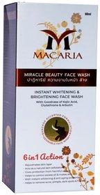 Macaria Skin Whitening Face Wash