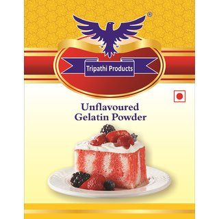Unflavoured Gelatin Powder 100gm