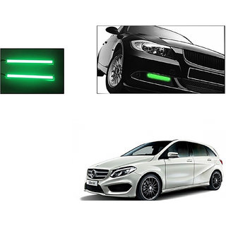 Kunjzone Slim Daytime LED DRL Lights Green Set Of 2 For Mercedes Benz B Class
