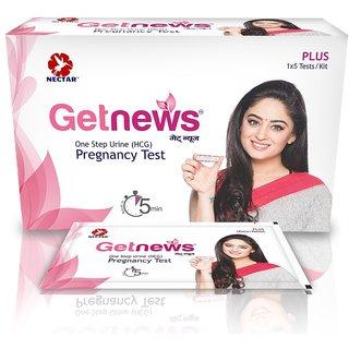 Pregnancy Test Kit - Pack Of 3