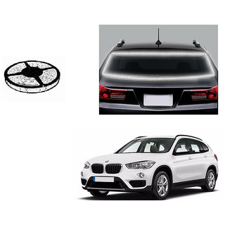 Kunjzone 5 Meters Waterproof Cuttable LED Lights Strip White For BMW X1