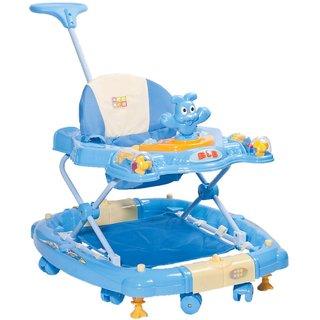 Bharat Shopping Hub Baby Walker (Blue)