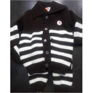 Kids Unisex Sweater Suit For 1 Year To 2 Years Will Cap and Socks)